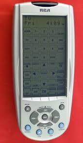 rca remote manual rca rcu1000b a touchscreen universal learning remote control