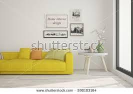 white blue living room sofa armchair stock photo 637114588
