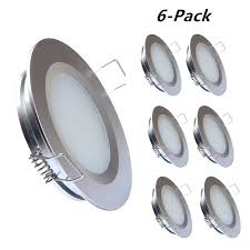 Free Ship Ultra Thin Led Ceiling L Topoch Recessed Downlight Dc