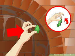 Clean Fireplace Stone by How To Clean Bricks Around A Fireplace Fireplace Ideas