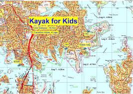 kayak for kids sydney australia