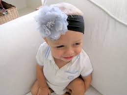 how to make a baby headband baby headband with flower clip tutorial craft