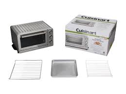 Cuisinart Toaster Oven Broiler With Convection Cuisinart Tob 60n Stainless Steel Toaster Oven Broiler With