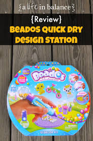 review beados quick dry station for ages 4 and up free