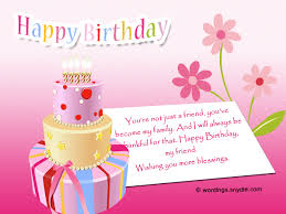 Happy Birthday Wishes To A Great Gambar Happy Birthday Wishes Friend Happybirthday 8 Gambar Di