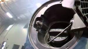camaro fuel camaro fuel door install