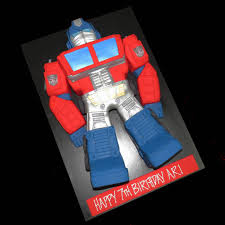 optimus prime cakes transformer cake 2d optimus prime that s my cake