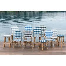 Navy Bistro Chairs Backless Counter Stool In Navy Bistro Chairs Counter Stool And