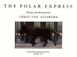 the polar express 1st edition 1st printing chris van allsburg