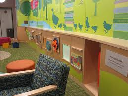 wall library boston public library copley branch renovation 2015 playscapes