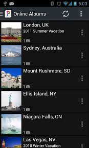 picasa android picspro for picasa 5 2 2 android free