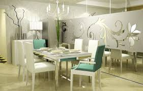 Dining Room Wall Decorating Ideas Modern Dining Room Wall Decor Home Designs Kaajmaaja