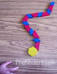 66 best preschool math patterns images on pinterest math