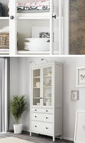 ikea hemnes glass door cabinet hemnes glass door cabinet with 3 drawers white stain large