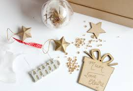 diy christmas ornaments with sharpie