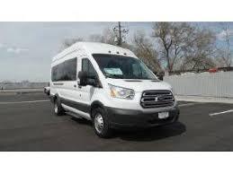ford transit diesel for sale diesel ford transit passenger vans for sale 8 listings page 1 of 1