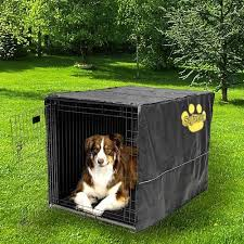 dog crate dog crate cover puppies pinterest crate sofantex heavy duty high quality crate cover waterproof 3 year