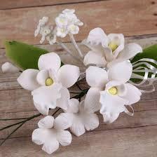83 best gumpaste orchids images on pinterest sugar flowers