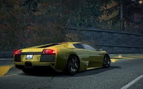 Lamborghini Murcielago Yellow - image carrelease lamborghini murciélago lp 640 yellow jpg nfs