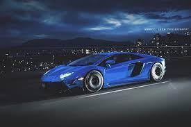 chrome blue lamborghini aventador chrome blue aventador flickr