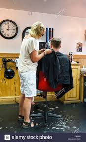 haircut stock photos u0026 haircut stock images alamy
