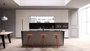 new take on handle less kitchens simple elegant beautiful new miami pic 2