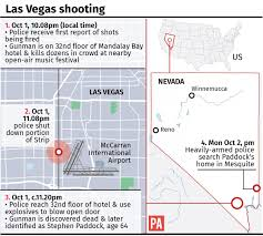 police still baffled by las vegas gunman u0027s motive for massacre