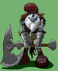 savage axe papa smurf macgwyver deviantart
