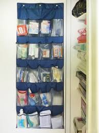 over the door organizer 5 things to do with an over the door shoe organizer