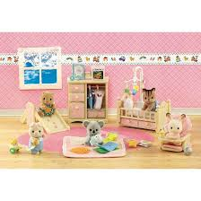 Calico Critters Play Table by Calico Critters Baby U0027s Nursery Set Target