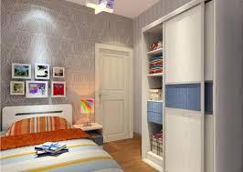 elegant wardrobe design for children bedroom 3d house