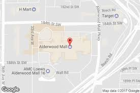 mall hours address directions alderwood