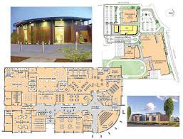 public floor plans canby applied technology center designshare projects