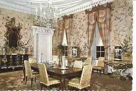 dining room swan house atlanta georgia ga interiors pinterest