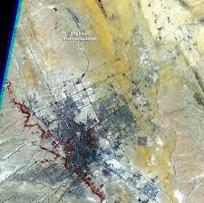 Satellite Map Of Usa by Riyadh Saudi Arabia Earthshots Satellite Images Of