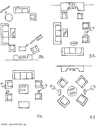 Fireplace Plans by Apartments Endearing Attractive Large Living Furniture Layout