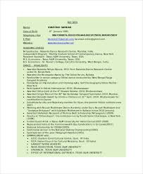 Dietitian Resume Sample by Dancer Resume Template 6 Free Word Pdf Documents Download