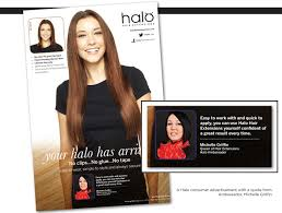 How To Make A Halo Hair Extension by Halo Hair Extensions