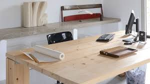bureau fait maison un bureau déco meubles idées astuces conseils côté maison