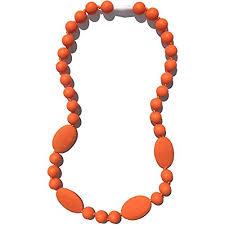 orange beads necklace images Orange bead necklace jpg