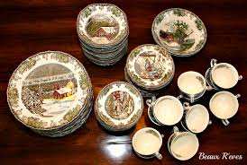 Johnson Brothers Dinnerware Dinnerware Johnson Beaux R Eves Such A Friendly