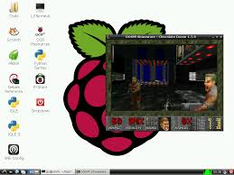 setting up raspbian and doom learn sparkfun com
