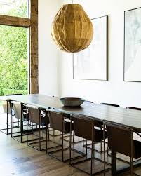 incredibly long dining tables