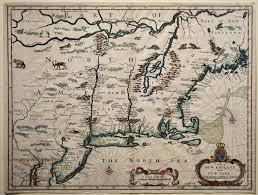 York England Map by Maps Perhaps Antique Maps Prints And Engravings A Map Of New