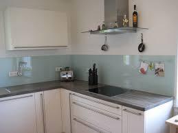 wischleiste k che klare lösungen rückwandverglasung küche