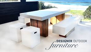 For All Your Garden Pots  Outdoor Furniture Needs Mosarte - Designer outdoor table