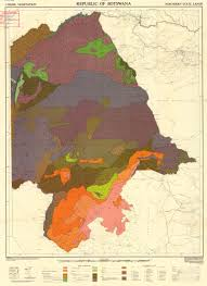 Botswana Map The Soil Maps Of Africa Display Maps