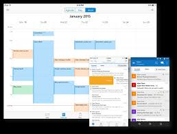 android outlook app microsoft releases outlook email app for android and iphone users