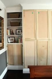 ikea built in closet organizer home design ideas