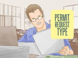 Do I Need A Building Permit To Remodel My Bathroom How To Get A Building Permit In Florida With Pictures Wikihow